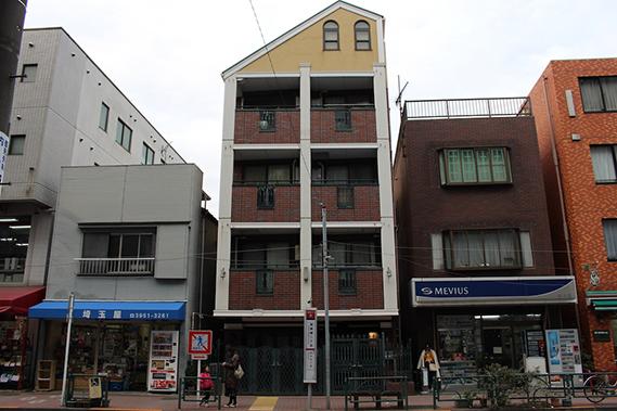 建物の外見
